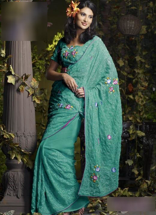 Saree-Design-2012-2013