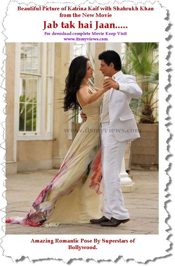 Latest Jab Tak Hai Jaan 2012 Movie Wallpapers And Poster