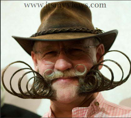 Astounding Latest Beard Style And Mustache Style For Man 2013 Itsmyideas Short Hairstyles Gunalazisus