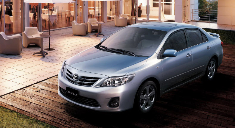 New Toyota Corolla 2014 New Shape In Pakistan Release, Reviews and