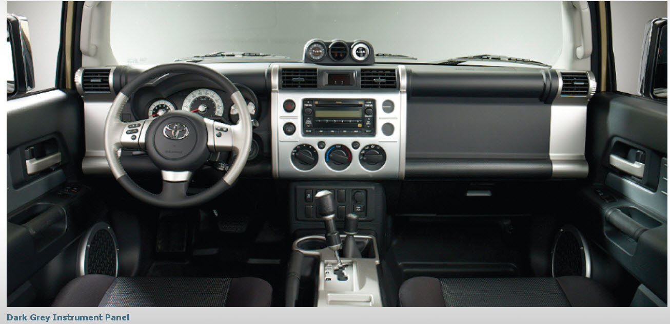 Talking covers toyota fjcruiser 2013 review price and engine technical specification with for Fj cruiser interior upgrades