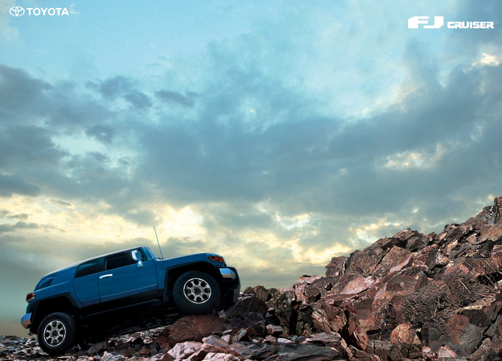 Toyota Fjcruiser 2013 Review Price And Engine Technical