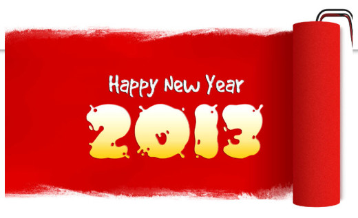happy-new year-2013 wallpapers
