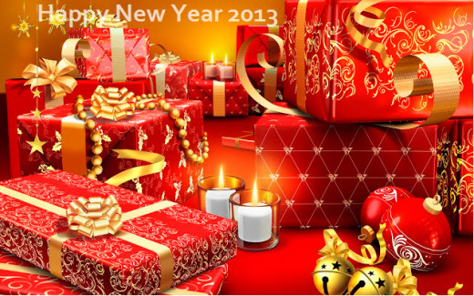 most-romantic-newyear-2013-HD-wallpaper for couple