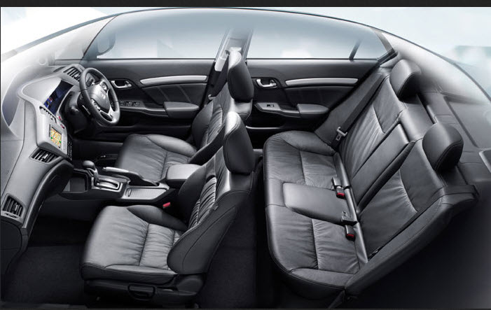 2013-Honda-Civic-Interior-Picture-back-leather-seats ...
