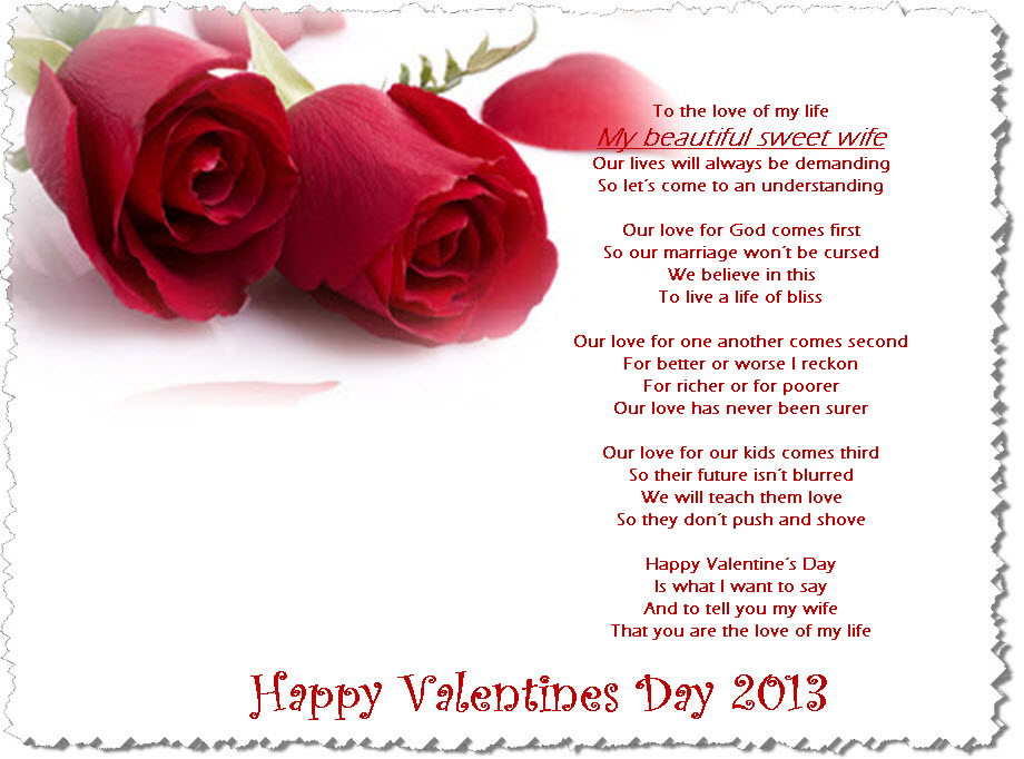 Happy valentine 2013 ecards quotes for wife itsmyideas for Famous quotes for valentines day