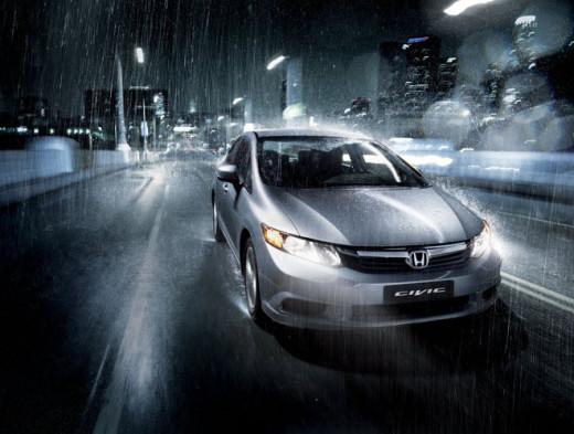 Talking Covers: Latest Honda Civic 2013 Car Model Review