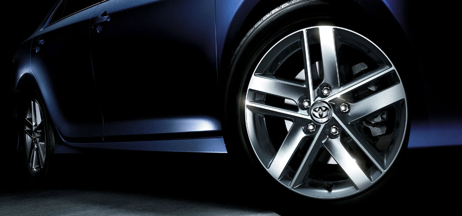 Toyota Camry 2013 Alloy Rim Company Fitted Itsmyideas