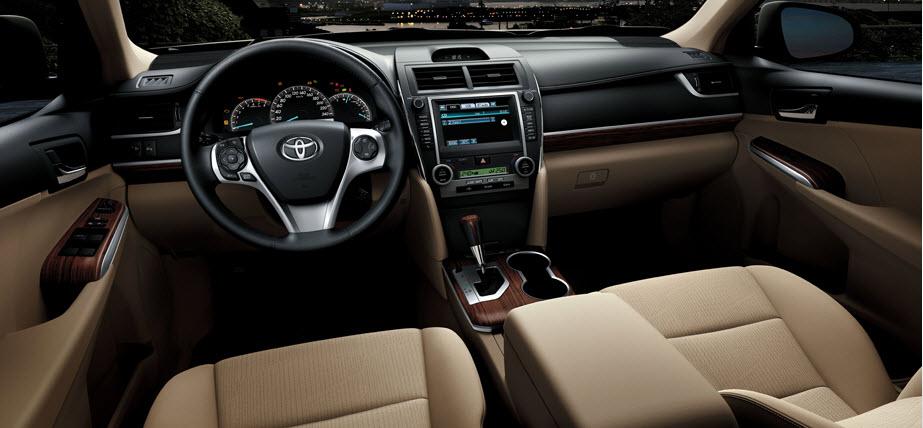 2013 Toyota Camry Interior