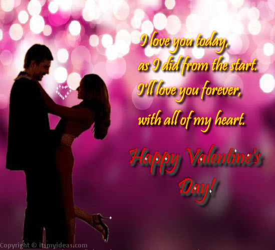 Valentine S Day 2013 Romantic Couple Pics Itsmyideas Great Minds