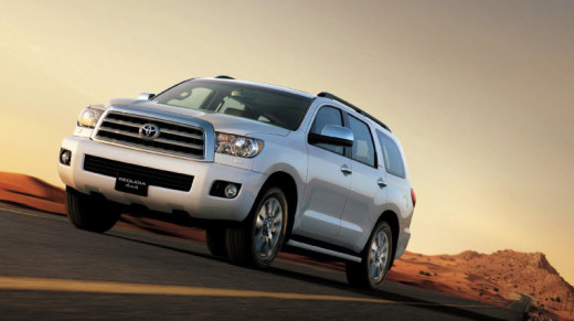 Latest Toyota 2013-Sequoia Car User Review , technical Specifications