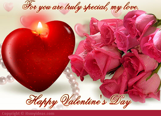 romanticvalentinedaypicture for friend  ItsMyideas  Great