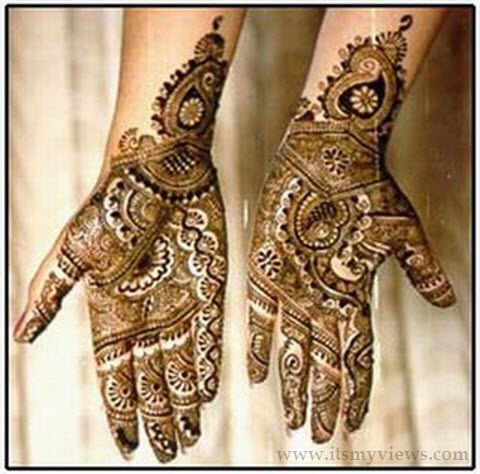 2013-stylish-indian Mehndi Designs For Hands
