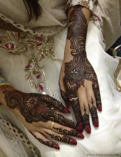 latest-indian-bridal-mehndi-designs-for -india-2013-2014