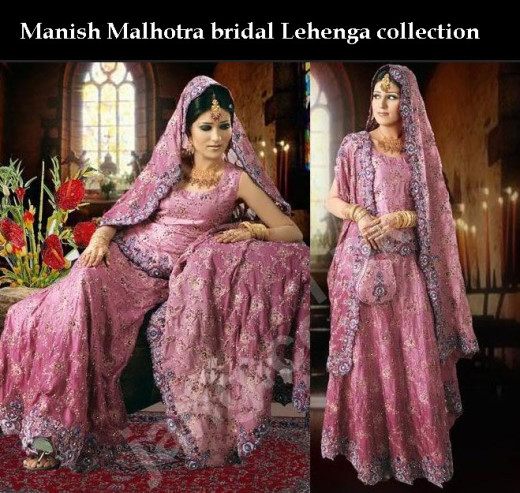 most-beautiful-indian bridal-dress lehenga 2013