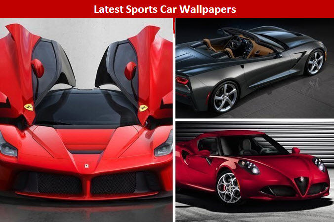 Latest Car Wallpapers 2014