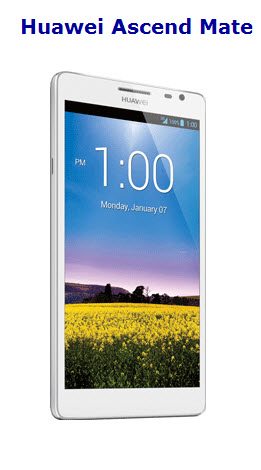 Huawei Ascend W1 user review and technical specifications