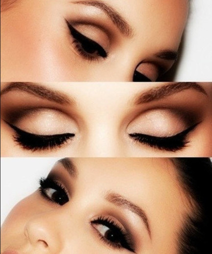 Eyes - Make Up - Faqe 17 Dark-eye-makeup-style-picture-2013-2014-433x520