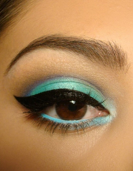 latest-party-eye-makeup-trends-2013-2014 | ItsMyideas ... 2014 Eye Makeup Trends