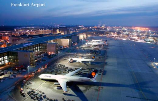 Frankfurt Airport new Picture