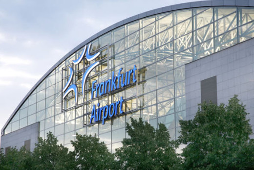 Frankfurt Airport wallpaper